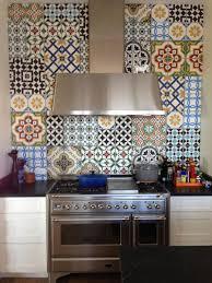 decorative tiles for kitchen backsplash patchwork tiles mix and match your favorite colors for a