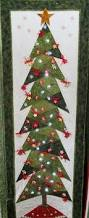 kaffe fassett christmas tree wall hanging by shelley at waterwheel