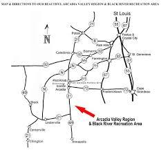 joplin mo map missouri ozarks vacation arcadia valley maps directions to