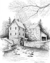 530 best pen ink wash images on pinterest pens graphite and