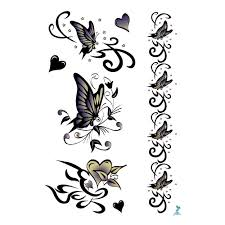 yeeech temporary tattoos sticker for large