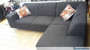 canapé d angle méridienne canapé d angle méridienne à droite a vendre 2ememain be