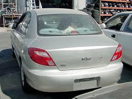 2002 kia rio used parts stock 003262