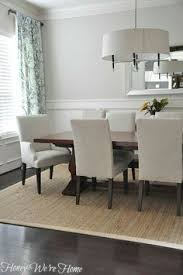 A New Rug For The Dining Room Room Room Rugs And House - Dining room rug ideas