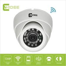 cnhidee home security ip wifi camera p2p 720p system wireless