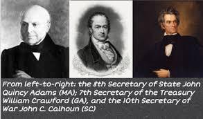 first five presidents president james monroe 1817 1825 part one mr jensen s u s