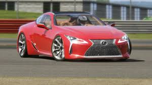 lexus lfa vs nsx 2017 lexus lc 500 test drive in silverstone virtual automotive