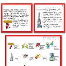 math word problems for addition level 2 u2013 montessori 123