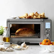 Breville Toaster Oven Bov800xl Best Price Breville Smart Oven Pro With Light Williams Sonoma