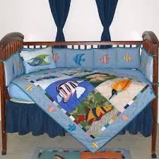 Fish Crib Bedding by Kidsline Sea Life Crib Bedding Creative Ideas Of Baby Cribs