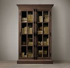 restoration hardware china cabinet french casement cabinets by restoration hardware click through for