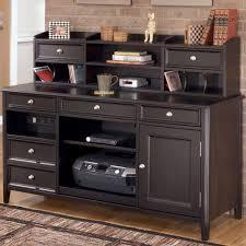 carlyle home office credenza with short hutch u2013 jennifer furniture