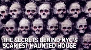 behind the scenes of nyc u0027s scariest haunted house youtube