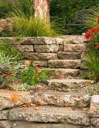 Concrete Block Garden Wall by Reclaimed Concrete Blocks Amazing Concrete Block Stairs You Could