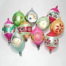 bright and shiny vintage ornaments montgomery ward