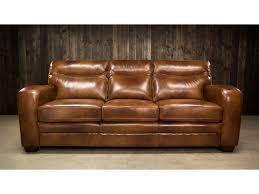 low profile sofas elements international montebello leather sofa with low profile