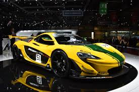 mclaren p1 concept production mclaren p1 gtr revealed in geneva auto express