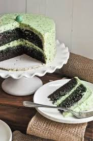 61 best mint cakes images on pinterest chocolate mints cook and
