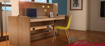 Couch Desk Table Hiddenbed Space Saving Desk Bed