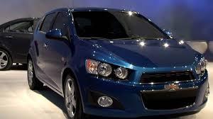 Common ▻ 2012 Chevrolet Sonic LTZ (Aveo) - YouTube @DK13