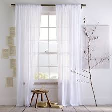 White Cotton Curtains Modern Curtains Can Transform Your House Impressive Home Design