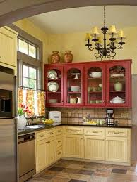 Yellow Kitchen Cabinets - real home remodel born again bungalow bungalow classy and kitchens
