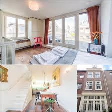 Anne Frank House Floor Plan 10 Stunning Airbnb Apartments In Amsterdam U0027s Jordaan
