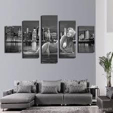 home decor drop shipping 2018 frameless drop shipping modern home decor sexy bold woman
