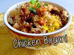 Biryani Decoration Chicken Biryani Recipe By Chef Shaheen Youtube