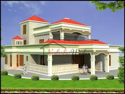 House Elevation Traditional House Elevation Indian Traditional House Elevation