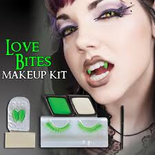 Halloween Eye Makeup Kits by Love Bites Halloween Makeup Kit U2013 Silverrainstudio Com