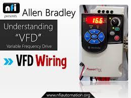 allen bradley powerflex 4m understanding vfd wiring youtube