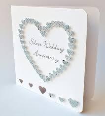 25th silver wedding anniversary invitations 25th wedding