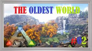 World Map Oldest by