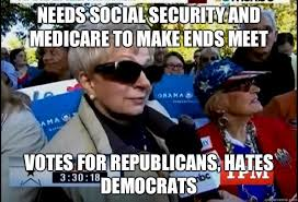 republican old lady memes quickmeme