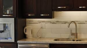 kitchen backsplash ideas dark cabinets stainless steel double