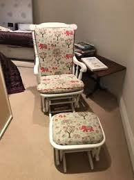 White Wooden Rocking Chair For Nursery White Wooden Rocking Chair Nursery Ebay