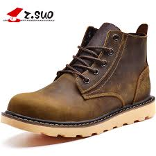 buy s boots aliexpress com buy z suo fashion trend s boots martin