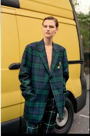 What Is A Tartan Burberry On Twitter