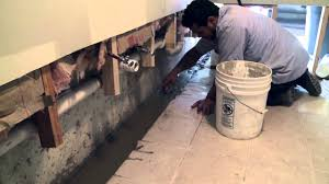 diy simple diy basement waterproofing systems home decoration
