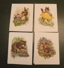 collectible vintage animal greeting cards ebay