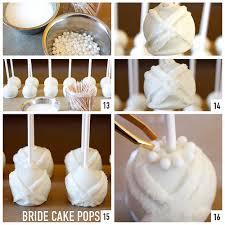 wedding cake pops how to wedding tutorial groom cake pops niner bakes