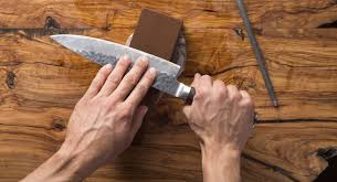 Where To Get Kitchen Knives Sharpened The Easiest Way To Sharpen A Knife Thrive Market