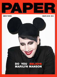 are you a true marilyn manson fan