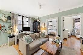 cute seafoam apartment offers two bedrooms in harlem for 699k 6sqft