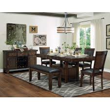 dining tables wickham transitional dining table with butterfly