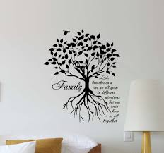 interior trees promotion shop for promotional interior trees on hot sale family tree wall stickers home decor living room quote vinyl sticker poster bedroom interior decoration art mural la108