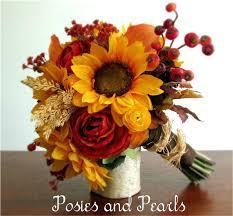 wedding flowers sunflowers silk fall flower arrangements fall wedding flowers sunflowers
