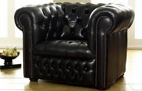 Black Leather Chesterfield Sofa Armchair Chesterfield Chesterfield Office Chair Leather