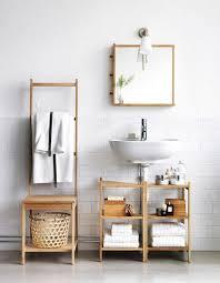 Bathroom Storage Ikea 2 Ikea Ragrund Stands For Clever Bathroom Storage Pedestal Sink